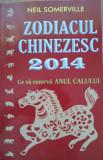 ZODIACUL CHINEZESC 2014 - Neil Somerville, Alta editura