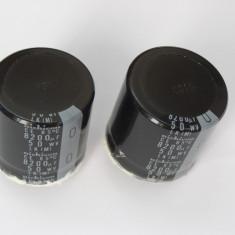 Condensatori filtraj Nichicon 8200mF/50V