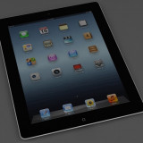 Ipad 3  Wifi 3G 32Gb Black ,Neverlocked