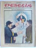 Ziar umoristic interbelic - VESELIA - Nr. 15 / 8 aprilie  1926 Coperta : tema politica