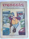 Ziar umoristic interbelic - VESELIA - Nr. 4 / 21 ianuarie  1926 - Scandalul din Ungaria