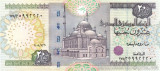 EGIPT █ bancnota █ 20 Pounds █ 2008/7/30 █ UNC █ necirculata