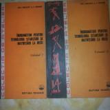 Indrumator pentru tehnologia stantarii si matritarii la rece vol 1 si 2