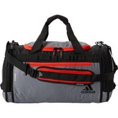 Geanta sport barbati Adidas Climaproof Menace Duffel | Produs original | Se aduce din SUA | Livrare in cca 10 zile lucratoare de la data comenzii