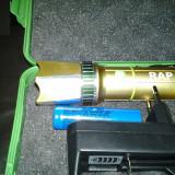 CEA MAI PUTERNICA Lanterna Jetbeam POLICE 1+ Incarcator CASA / MASINA / sau incarcator separat la alegere+ Acumulator 18650 + 3Faze + Lupa + Zoom-18000 wati!!