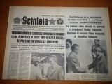 scanteia 25 noiembrie 1982-ceausescu  vizita de prietenie in republica singapore