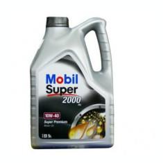 MOBIL SUPER 2000 X1 Benzina 10W-40- 5L Made in Germany - Ulei motor Mobil 1