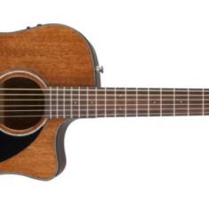 Chitara electro-acustica Fender CD-60CE All Mahogany - Chitara acustica