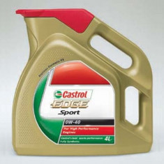 Ulei motor ULEI CASTROL EDGE SPORT 0W-40 / 4 L ulei original made in Germany