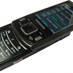 Samsung ionnov8 i8510 - Telefon Samsung, Negru, 8GB, Neblocat, Fara procesor, Nu se aplica