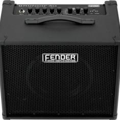 Amplificator bass Fender Bronco 40 - Amplificator Chitara