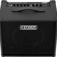Amplificator bass Fender Bronco 40 - Amplificator Chitara