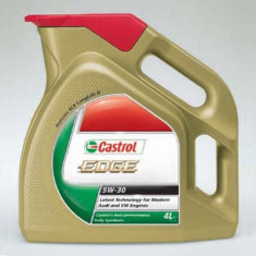 Ulei motor Castrol 5w-30 edge 4L ulei original made in Germany, 5W-40