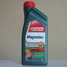 Ulei motor ULEI CASTROL MAGNATEC C3 5W-40 / 1 L ulei original made in Germany