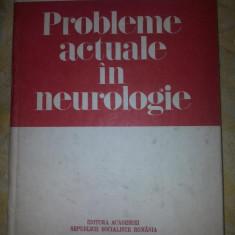 Probleme actuale in neurologie - Carte Neurologie