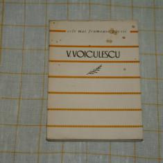 Poezii - V. Voiculescu - Editura Tineretului - 1966