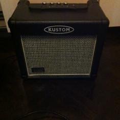 Amplificator Kustom pentru chitara electrica - Amplificator Chitara