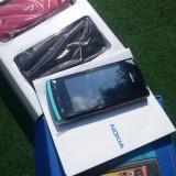 Nokia 500 folie, impecabil la cutie, smartphone ieftin - Telefon mobil Nokia 500, 2GB, Neblocat, Single core, 768 MB, 3.2''