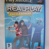 JOC PS2 REALPLAY PUZZLESPHERE ORIGINAL PAL / STOC REAL / by DARK WADDER