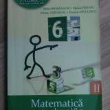 Matematica pentru clasa a VI- partea a II-a, CLUBUL MATEMATICIENILOR, stefan smarandoiu - Carte Teste Nationale