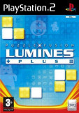 JOC PS2 LUMINES PLUS ORIGINAL PAL / STOC REAL / by DARK WADDER, Arcade, 3+, Multiplayer