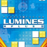JOC PS2 LUMINES PLUS ORIGINAL PAL / STOC REAL / by DARK WADDER
