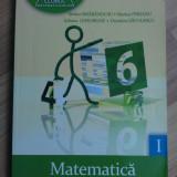 Matematica pentru clasa a VI-a, partea I, CLUBUL MATEMATICIENILOR, stefan smarandoiu - Carte Teste Nationale