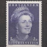 Liechtenstein.1971 Principesa Gina AB.374 - Timbre straine