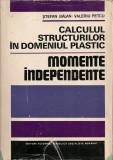 Balan / Petcu - Calculul structurilor in domeniul plastic ( momente independente )