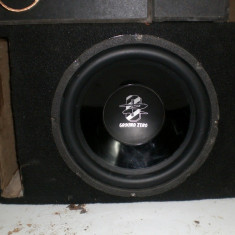 Subwoofer auto Ground Zero
