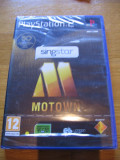 JOC PS2 SINGSTAR MOTOWN SIGILAT ORIGINAL PAL / STOC REAL / by DARK WADDER