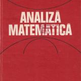 Prof. ing. dr. doc.  M. ROSCULET - ANALIZA MATEMATICA { editia IV - 1984, 687 p. }, Alta editura