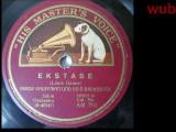 Ferdy Kauffman und sein Orchester, disc gramofon/patefon-v repertoriul in foto!, Alte tipuri suport muzica