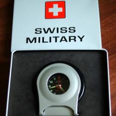 Ceas swiss military word alarm - Ceas barbatesc