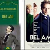 Bel-Ami - de Guy de Maupassant - Carte in franceza