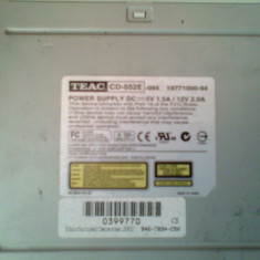 CD - ROM TEAC - CD Rom PC
