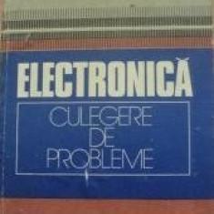 Costea, Ion (ing.)  - Electronica - Culegere de probleme