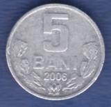 Moldova 5 bani 2006, Europa