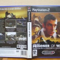 Prisoner of War (PS2) (ALVio) + sute de alte Jocuri PS2 Codemasters originale (VAND SCHIMB), Actiune, 12+