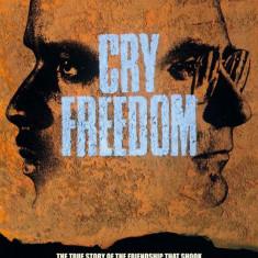 Strigat pentru libertate (Cry freedom) film despre Biko de la regizorul lui Gandhi, Richard Attenborough - Film drama universal pictures, DVD, Romana
