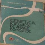 Stefan Popescu-Vifor - Genetica populatiilor de animale domestice