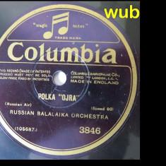 Russian balalaika orchestra, disc gramofon/patefon-v repertoriul in foto!, Alte tipuri suport muzica