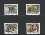 IUGOSLAVIA 1988 WWF URSI COTA MICHEL 20 EURO