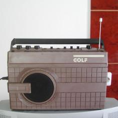 RADIO GOLF, TEHNOTON, FUNCTIONEAZA ! - Aparat radio