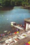 Carte postala CP MS031 Sovata - Lacul Ursu - circulata 1971