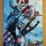 Avengers World #1 Marvel Comics - Reviste benzi desenate
