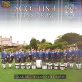 Scottish Pipes & Drums muzica traditionala scotiana cimpoaie, CD