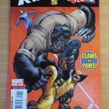 X-Men vs Agents of Atlas #1 Marvel Comics