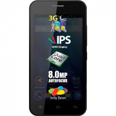 Telefon Allview P5 Quad, Negru, Neblocat