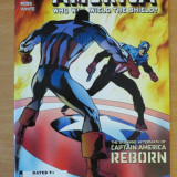 Captain America - Who Will Wield The Shield #1 Marvel Comics